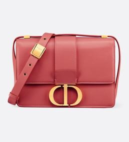 Bolsa Dior Montaigne 30 Coral Lançamento 2019