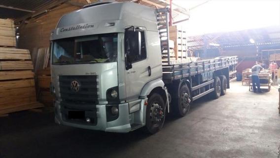Vw 24250 Bitruck 2012 Top ( Condição Especial )