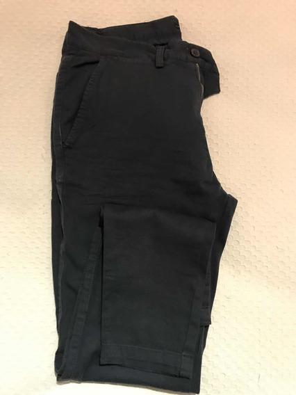 Pantalon Chino Key Biscayne Azul