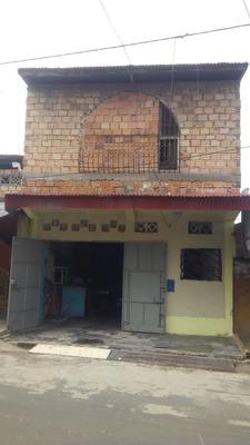 Casa 04 Cuartos Con Baño Propio Y Sala Amplia Y Dos Pisos