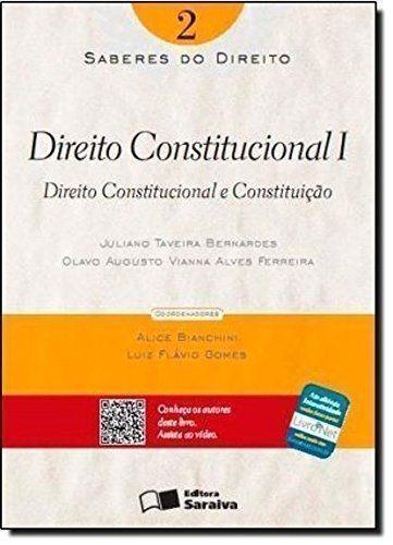 Direito Constitucional I - Volume 2 - Coleção Saberes Do ...