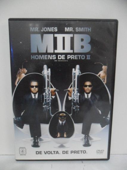 Dvd Duplo - Mib - Homens De Preto 2 - De Volta De Preto