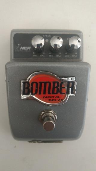 Pedal Para Guitarra Nca Bomber - Digital Delay