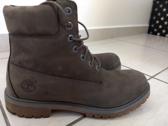 Bota Timberland Grey Boot Original (10 Us) Nº 42