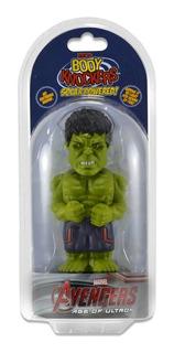 Hulk Neca Body Knockers Energia Solar Nuevo Original