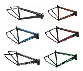 Quadro Aro 29 Bicicleta Mtb First Smitt Alumínio Garantia 4 Anos
