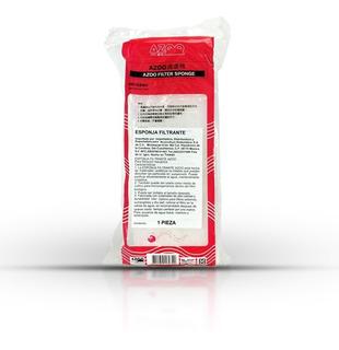Esponja Blanca Azoo Para Acuarios Sump Filtro Peces Dry-wet