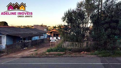 Imagem 1 de 3 de Terreno - Centro - Carambeí
