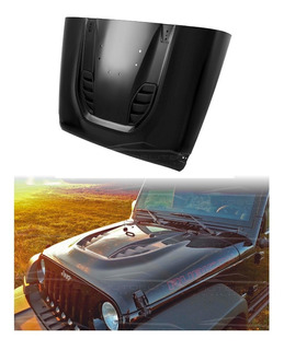 Cofre Jeep 10 Aniversario Jk Wrangler Sahara Rubicon 2 Tomas