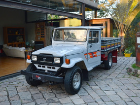 Toyota Bandeirantes 1997 4x4 Diesel Jeep Rural C10 F1000