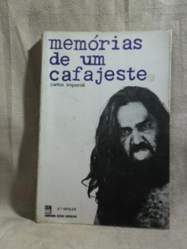 Imagem 1 de 5 de Memórias De Um Cafajeste - Carlos Imperial