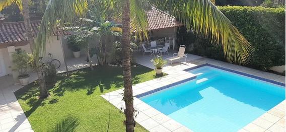 Casa Em Barra Da Tijuca, Rio De Janeiro/rj De 731m² 5 Quartos Para Locação R$ 10.500,00/mes - Ca273492