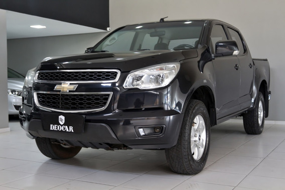 Chevrolet S10 Lt 2.4 Cd- 2012/2013
