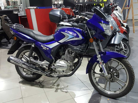 Kymco Pulsar Up 125 - Isafranco