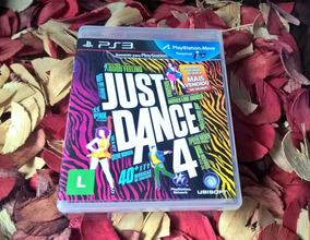 Just Dance 4 - Mídia Física - Ps3 - Frete Cr R$ 11,98