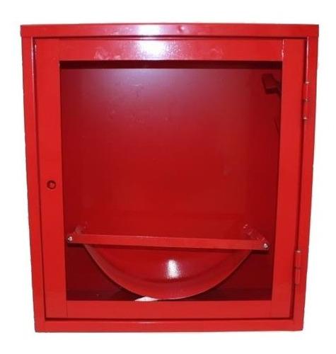 Gabinete Para Manguera Incendio S/vidrio 55x50x16cm Cuotas