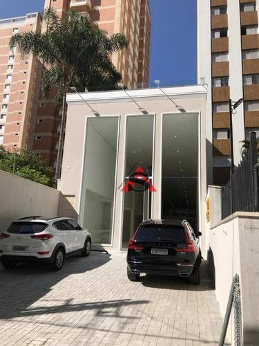 Loja Para Alugar, 887 M² Por R$ 42.000,00/mês - Perdizes - São Paulo/sp - Lo0210