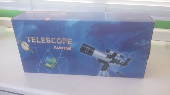 Telescópio Greika 70 Mm