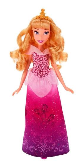 Figura Princesa Classic De Aurora Royal Shimmer Hasbro