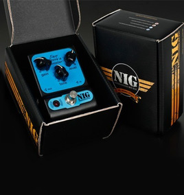 Pedal Nig Ped Easy Drive Overdrive/booster+frete Gratis!!!