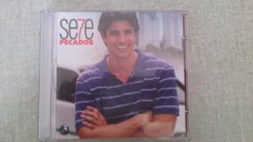 Cd Novela Sete Pecado - Nacional Original