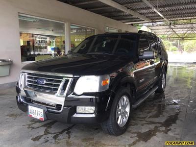 Ford Explorer Xlt Blindada