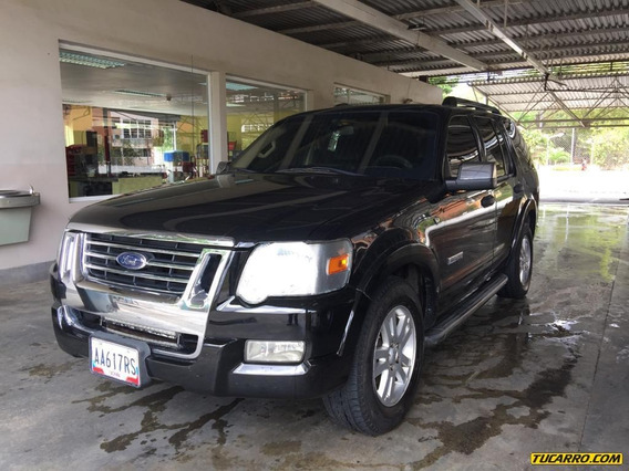 Ford Explorer Xlt Blindada