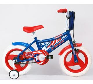 Bicicleta Liberty Capitan America Rodado Cuotas