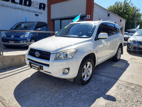 Toyota Rav 4 2.4 4x4 Aut Full 2012 Impecable Estado !!