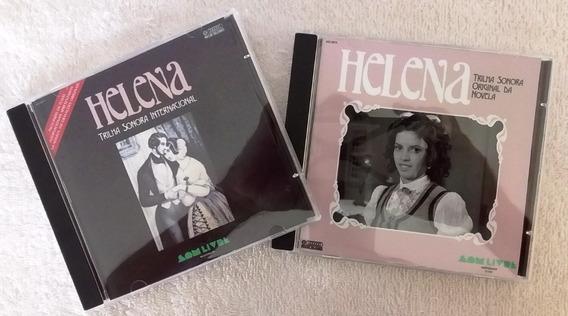 2 Cds Helena Nacional E Internacional Novela 1975 - T & A