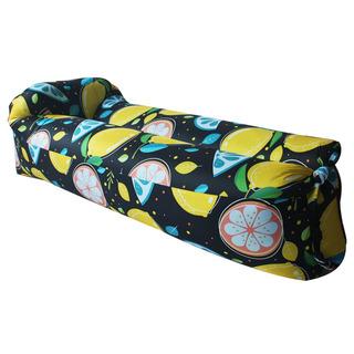 Ocioso Inflable Cama De Aire Portátil Sofá Dormir Sofá Para