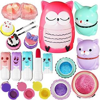 Joyin Toy All-in-one Girls Kit De Maquillaje Q