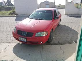 Nissan Sentra Xe 5vel Aa Mt Modelo 2005