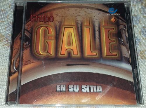 Grupo Gale En Su Sitio Salsa Cd Nuevo