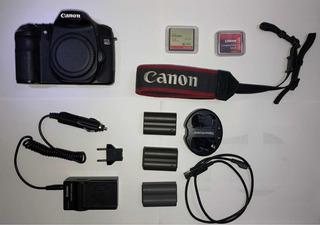 Kit Canon Eos 40d - Cámara Dslr Línea Canon Semi-profesional