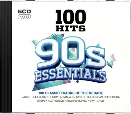 100 Hits 90s Originals