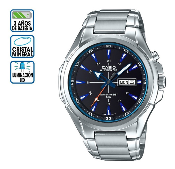Reloj Casio Core Mtp-e200d-1a2
