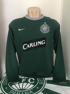 Camisa Celtic Nike Manga Longa Comemorativa 2007