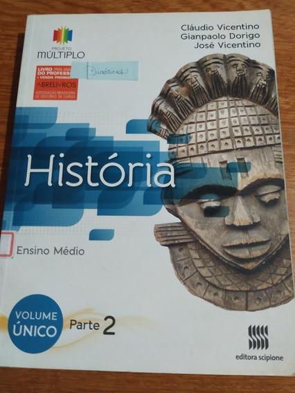 História - Volume Único (do Professor)
