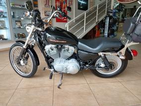 Harley-davidson Xl 883 Custom (carburada)