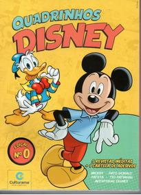 Combo Revistas Disney Zero + Box - Culturama - Bonellihq C19