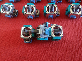 Kit 10 Botões 3d Analógico Direcional Alps Ps4/xbox One