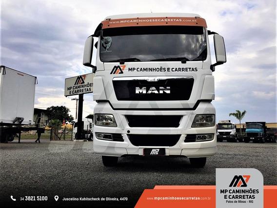 Caminhão Man 29.440 Tgx 6x4 2012