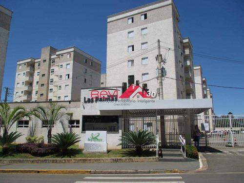Apartamento Com 2 Dorms, Jardim Nova Iguaçu, Piracicaba - R$ 200 Mil, Cod: 4347 - V4347
