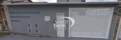 Casa Com 2 Dormitórios À Venda Por R$ 239.000,00 - Jardim Nossa Senhora Do Carmo - São Paulo/sp - Ca0426