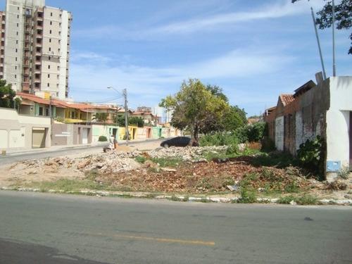 Terreno Para Alugar Na Cidade De Fortaleza-ce - L8351