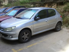 Peugeot 206 Black & Silver - Sincronico