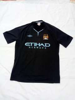 Camisa Umbro Manchester City Ii 2010/11 Oficial