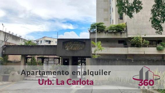 Apartamento De Alquiler En La Carlota