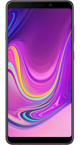 Imagem 1 de 4 de Samsung Galaxy A9 128gb Usado Rosa Muito Bom